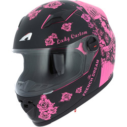 Casque GT2 Kids Graphic Lady Custom Astone