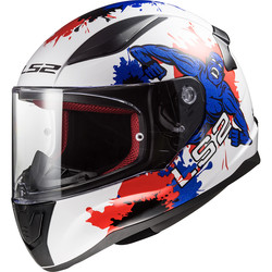 Casque FF353 Rapid Mini Monster LS2