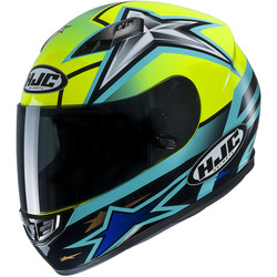 Casque CS-15 Toni Elias HJC