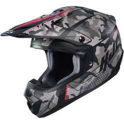 Casque CS-MX II Sapir HJC