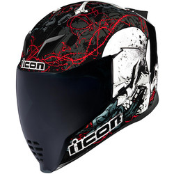 Casque Airflite Skull 18 Icon