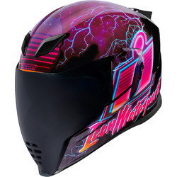 Casque Airflite Synthwave - Fluorescent Icon