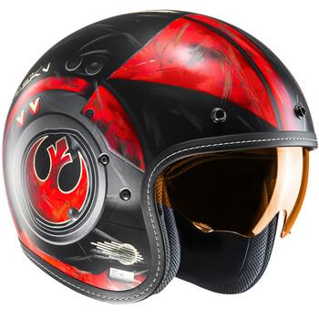 Casque FG 70s Poe Dameron Star Wars™ HJC