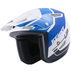 Casque Trial Up Graphic Kenny