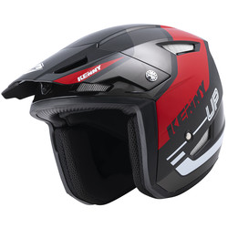 Casque Trial Up Graphic - 2022 Kenny