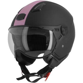 Casque Moto Femme Casque Rose Moto Et Scooter Pour Femme Dafy Moto