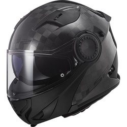 Casque FF313 Vortex Solid Carbon LS2