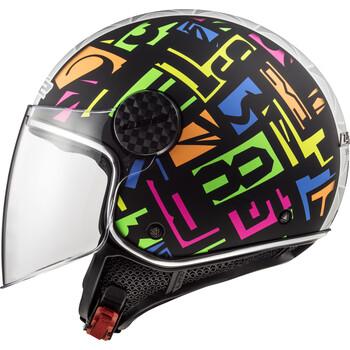 Casque OF558 Sphere Lux Crisp LS2