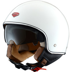 Casque Minijet Retro Monocolor Astone