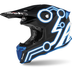 Casque Twist 2.0 Neon Airoh