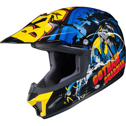 Casque Enfant CL-XY II Batman DC Comics HJC