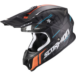 Casque VX-16 Air Replica Rok II Scorpion