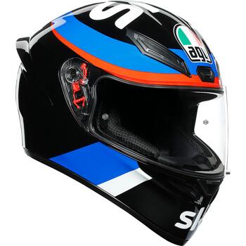 Casque K1 VR46 Sky Racing Team AGV