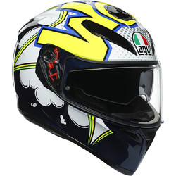 Casque K3 SV Bubble AGV