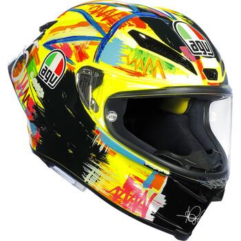 Casque Pista GP R Rossi Winter Test 2019 | Edition Limitée AGV