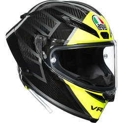 Casque Pista GP RR Essenza 46 AGV