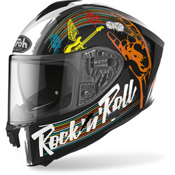 Casque Spark Rock'N'Roll Airoh