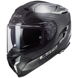 Casque FF327 Challenger Carbon Solid LS2