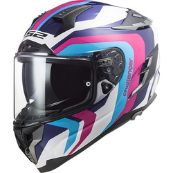 Casque FF327 Challenger HPFC Galactic LS2