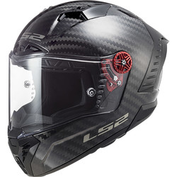 Casque FF805 Thunder Carbon Solid LS2