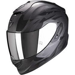 Casque Exo-1400 Air Carbon Obscura Scorpion