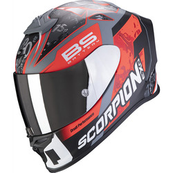 Casque Exo-R1 Air Replica Fabio Quartararo Scorpion