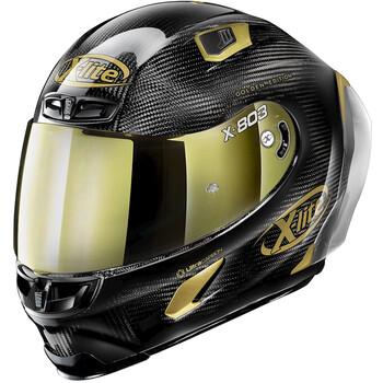 Casque X-803 RS Carbon Golden Edition X-lite