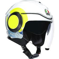 Casque Orbyt Sunset AGV