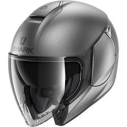 Casque City Cruiser Blank Shark