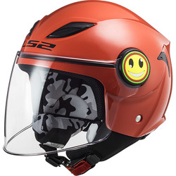 Casque OF602 Funny Solid LS2