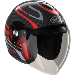 Casque Voyager Carbon Arrow Roof