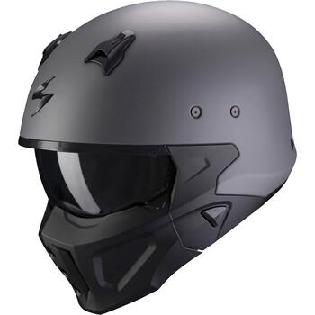 Casque Covert-X Solid Scorpion