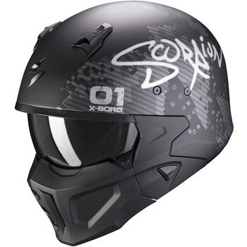 Casque Covert-X Xborg Scorpion