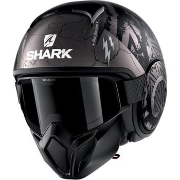 Casque Street Drak Crower Shark