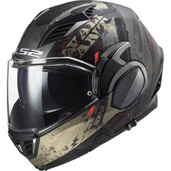 Casque FF900 Valiant II Gripper LS2