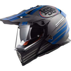Casque MX436 Pioneer Quarterback LS2