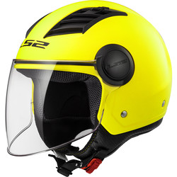 Casque OF562 Airflow Solid Long LS2