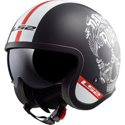Casque OF599 Spitfire Inky LS2