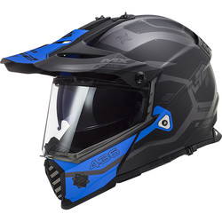 Casque MX436 Pioneer Evo Cobra LS2