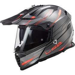 Casque MX436 Pioneer Evo Knight LS2