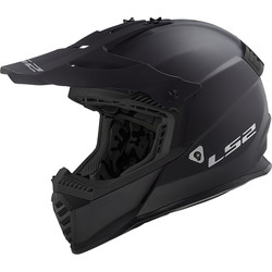 Casque MX437 Fast Evo Solid LS2
