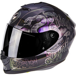 Casque Exo-1400 Air Blackspell Scorpion