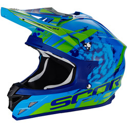 Casque VX-15 Evo Air Kistune Scorpion