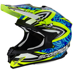 Casque VX-15 Evo Air Revenge Scorpion