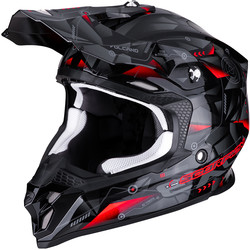 Casque VX-16 Air Punch Scorpion