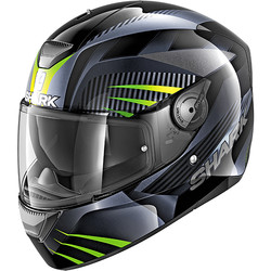 Casque D-Skwal Mercurium Shark
