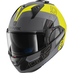 Casque Evo-One 2 Slasher Mat Shark