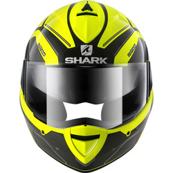 Casque Evoline Series 3 Hataum Hi-Vis Shark