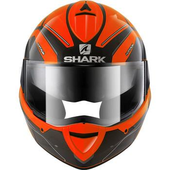 Casque Evoline Series 3 Hataum Hi-Vis Shark