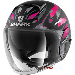 Casque Nano Kanhji Shark